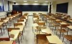 college classroom desks