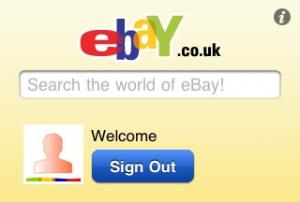 ebay mobile app iphone