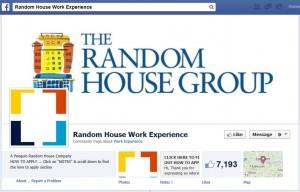 random house facebook page