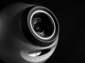 webcam black