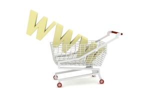 eccommerce online shopping cart