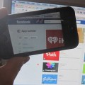 facebook iphone desktop