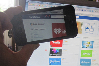 facebook iphone desktop