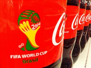 coca cola world cup 2014 brazil