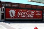 coca-cola sign