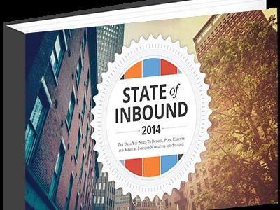 state of inbound 2014 hubspot