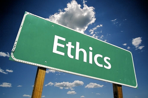 Effective Corporate Ethics -- More Than A Code Part 1