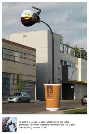 Mcdonald S Hypes Free Coffee Refills