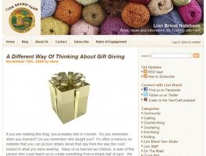 Quick Take On:  Benefits, Bushels, and Business Blogging