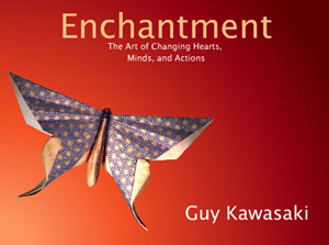 Enchantment and the Corporate Site
