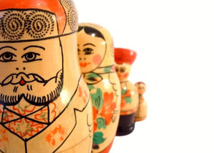 russian dolls personality