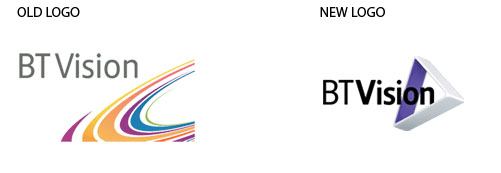 BT Vision Launches New Logo and Brand Identity