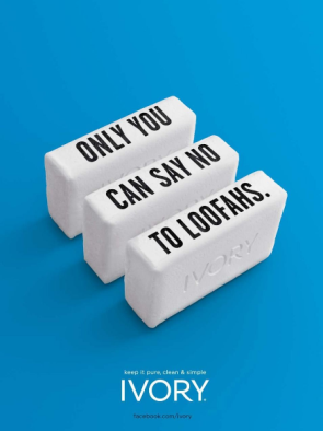 New Ivory Soap Logo and Ad Campaign Demonstrates the Power of Brand Focus