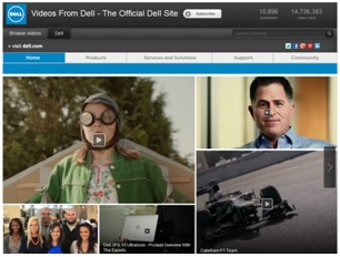 dell youtube