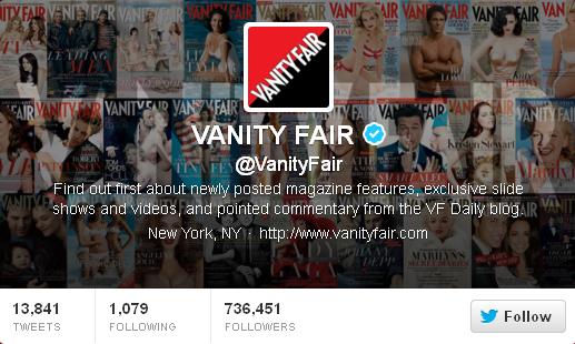twitter vanity fair