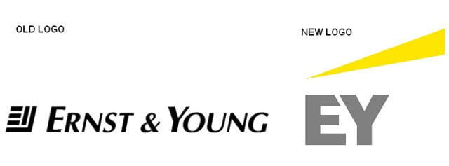 Ernst & Young Rebrands as EY