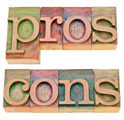 pros-cons