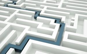 decision making maze