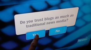 blogs vs traditional media