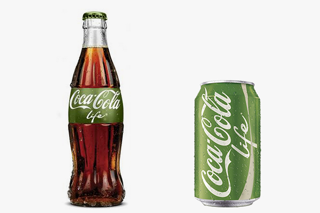 Coca-Cola Life Coming to U.K.