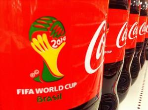 coca cola world cup 2014 brazil