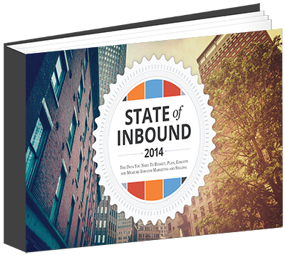 State of Inbound Marketing for Corporations in 2014