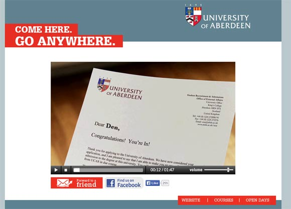 Recruiting University Style