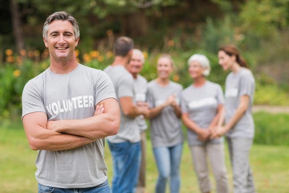 Promoting CSR & Employee Volunteer Programs